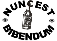 il logo del severino: nunc est bibendum